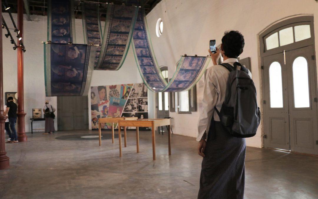 THE ART AND INFLUENCE OF MYNAMAR'S FILM HERIGAGE